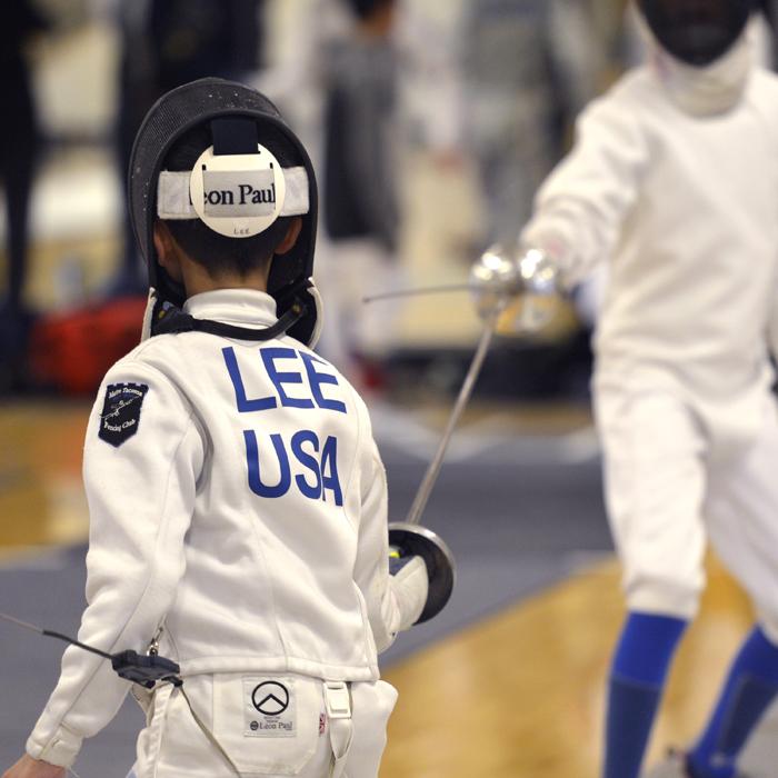 Metro Tacoma Fencing Club